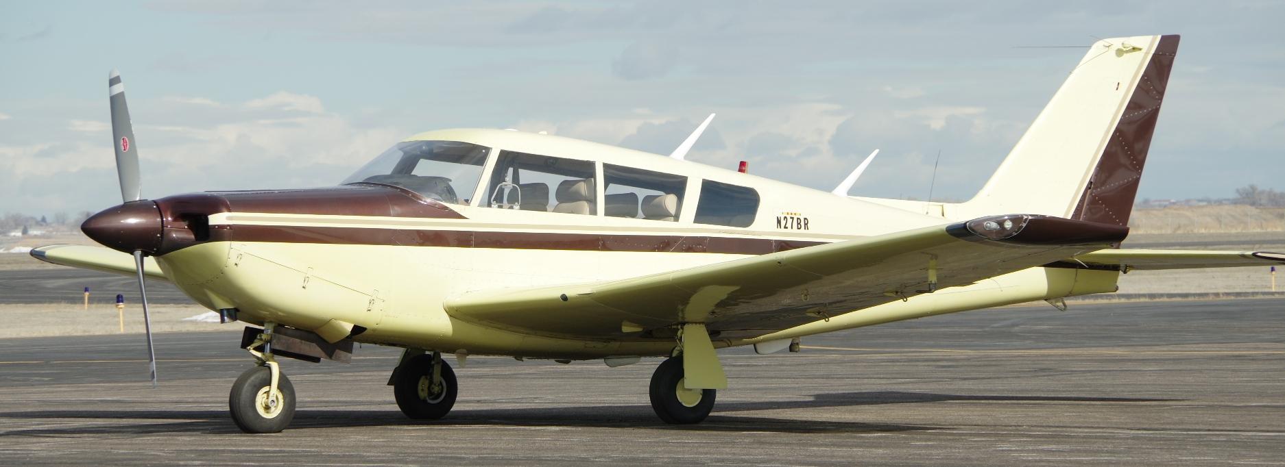 Larson Aircraft Sales: 1970 Piper Comanche 260C For Sale