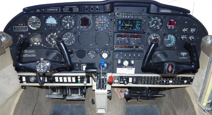 Larson Aircraft Sales 1970 Piper Comanche 260c For Sale