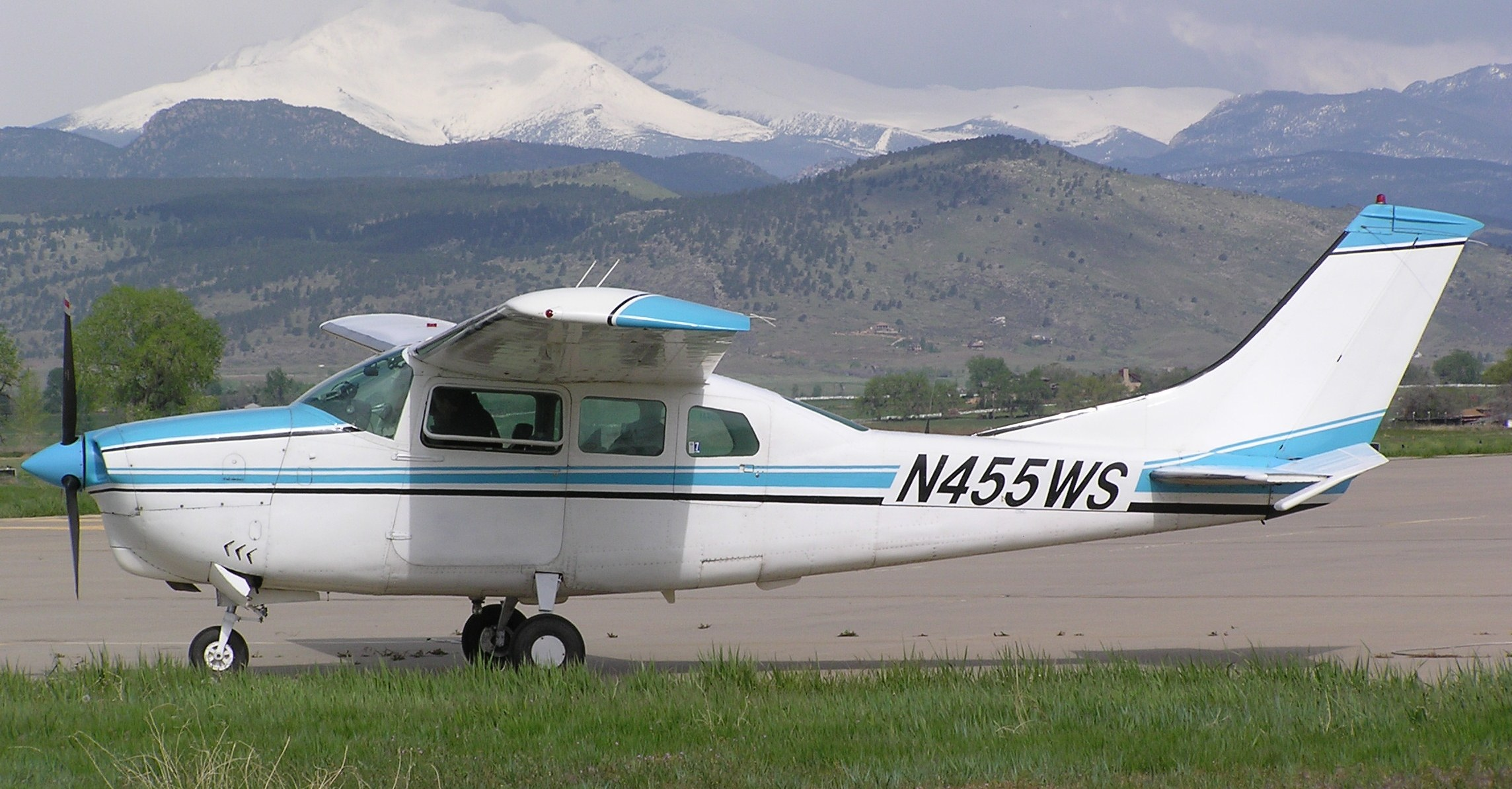 Cross Country Skis For Sale >> Larson Aircraft Sales: 1966 Cessna Turbo 210F - For Sale