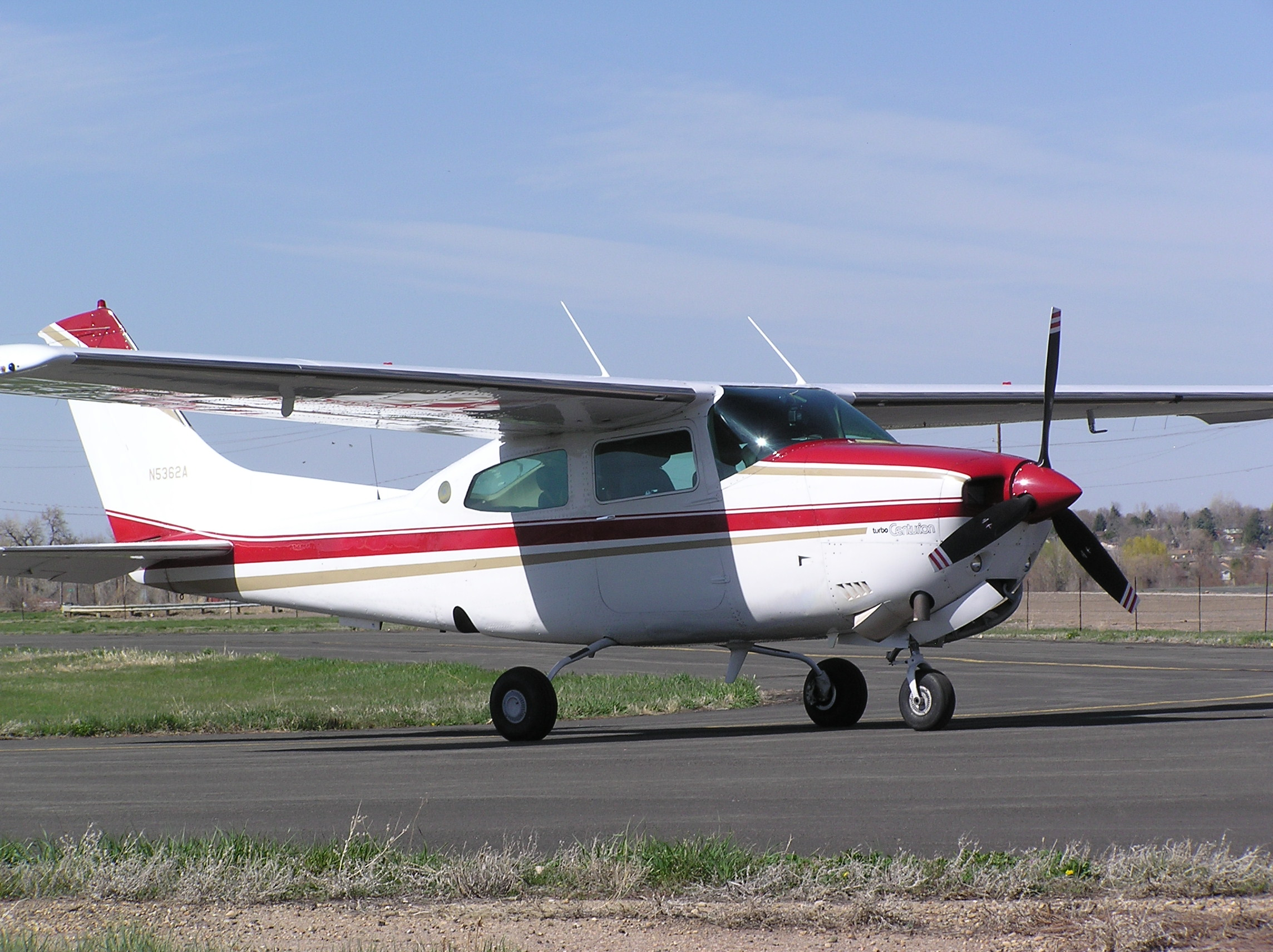 Larson Aircraft Sales 1979 Cessna Turbo 210n For Sale