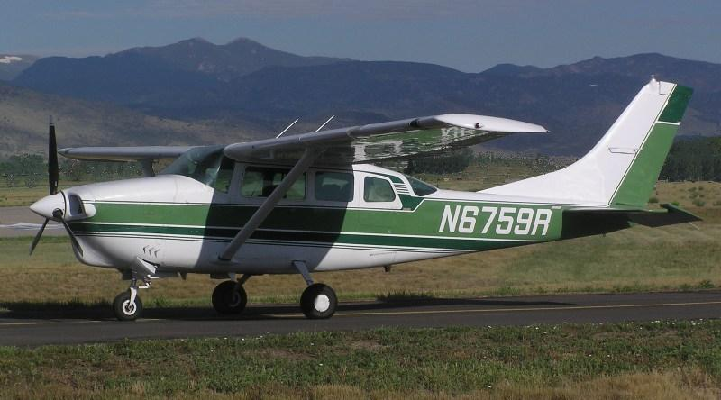 Larson Aircraft Sales: 1966 Cessna Turbo 210F - For Sale