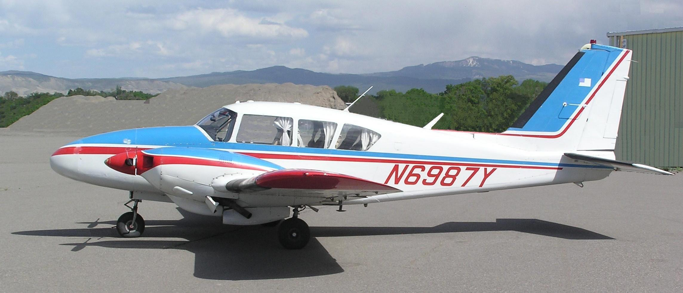 Larson Aircraft Sales 1970 Piper Turbo Aztec De Iced